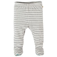 ELEPHANT STRIPES PANTS - Frugi
