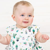 ENSEMBLE PRETTY FLOWERS - Frugi
