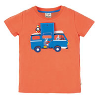 ON THE ROAD ORANGE - Frugi