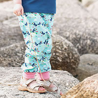PANTS PENGUINS BAY - Frugi