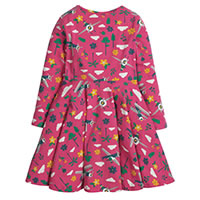 ROBE SUPERLOOP ROSE - Frugi