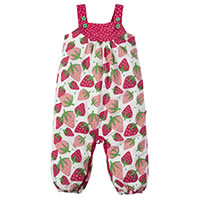 SALOPETTE STRAWBERRY - Frugi