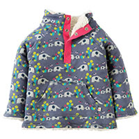 SAVANA POLAR REVERSIBLE - Frugi