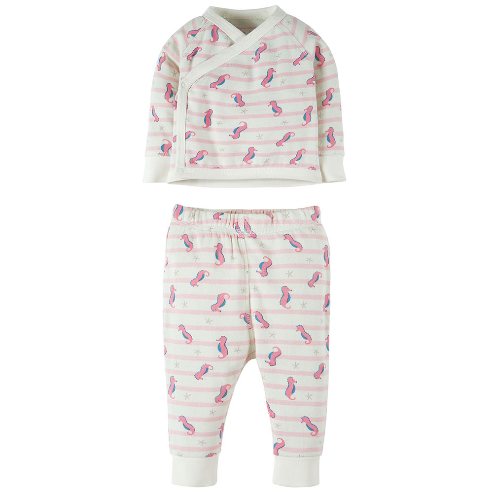 SEAHORSE OUTFIT ROSE  - Frugi