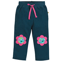 SPACE FLOWER PANT - Frugi