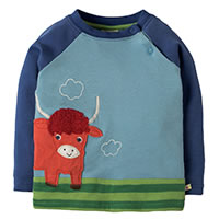 SWEAT BISON  BUFFALO - Frugi
