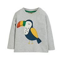 SWEAT LE TOUCAN - Frugi