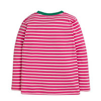 SWEAT PINK PANDA - Frugi