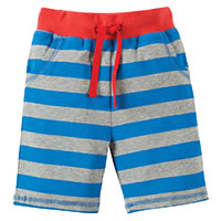 WILD STRIPES SHORTS - Frugi