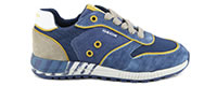 ALBEN BLUE DENIM - Geox