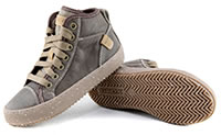 ALONISSO WWF MID BROWN - Geox