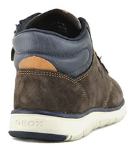 XUNDAY MID BROWN NAVY - Geox