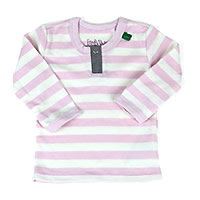 GRANNY BABY ROSE - Green Cotton