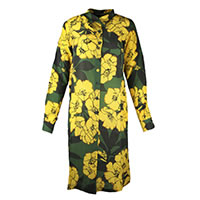ROBE HAMICA FLORAL - Hannes Roether