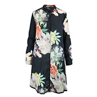 ROBE HARRIETT FLORAL - Hannes Roether