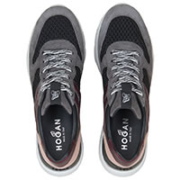 HOGAN ACTIVE ONE GREY PURPLE  - Hogan
