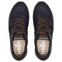 HOGAN H383 BLACK BROWN - Hogan