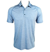 SPHERE POLO STRIPES SNOW - Icebreaker