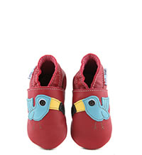LE TOUCAN ROUGE - Inch Blue