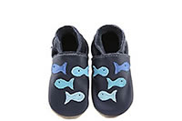 PETITS POISSONS - Inch Blue