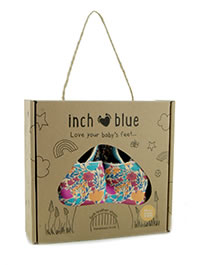 SUMMER BLOOM MULTI - Inch Blue