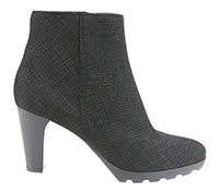 TANGOBOOTS D NOIR - La Botte Chantilly