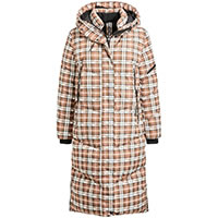 MANTEAU SONNIG SCOTT BROWN - Khujo
