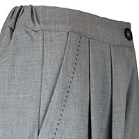 PANTALON JUKEBOX GREY - Kokomarina