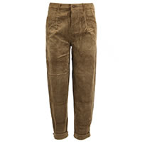 PANTALON WOOD BROWN - Kokomarina