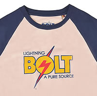 HEYDAY TEE - Lightning Bolt
