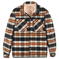 NOLL FLANNEL JACKET - Lightning Bolt