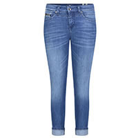 RICH SLIM DENIM BLUE WASH - MAC