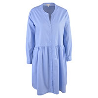 MANON DRESS LIGHT BLUE - Milano Italy