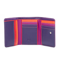 MY WALIT TRIFOLD WALLET PINK - Mywalit