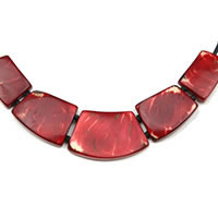 COLLIER MARVEL ROUGE - Nodova