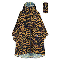 CAPE OOF IMPERMEABLE TIGER - Oof
