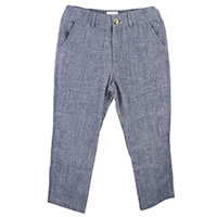 PANTALON CHINO DUX LIGHT DENIM - Ozmoz