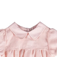 ROBE BABY LIGHT PINK - Ozmoz
