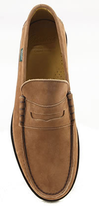 BRIGHTON VELOURS MARRON - Paraboot