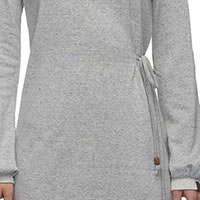 PERNILLA LIGHT GREY - Ragwear
