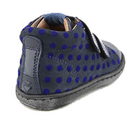 LETTY SCRATCH DOTTY BLUE - Romagnoli