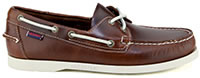 DOCKSIDES H BROWN OILED - Sebago