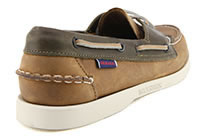 DOCKSIDES NOTCH TAN BROWN - Sebago