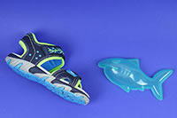 KEVIN NAVY FLUO - Superfit