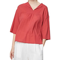 BLOUSE ANNA ROUGE - Thought