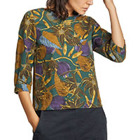 HAKONIA TOP GREEN - Thought