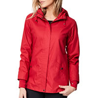 LILLIA COAT RED - Thought