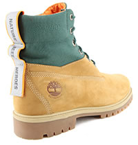 6 INCH BOOT WHEAT GREEN - Timberland