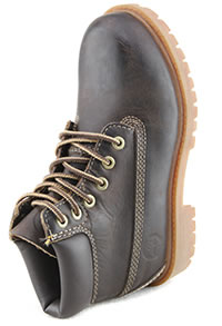6 INCH PREMIUM BOOT JR BROWN - Timberland