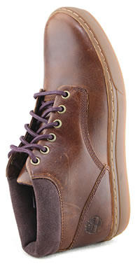 CUPSOLE 2 CHUKKA SADDLE BROWN - Timberland